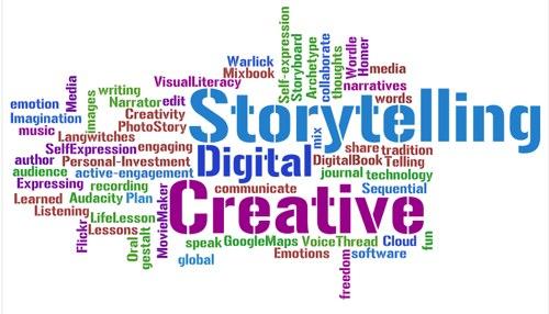 "Szkolenie ""Storytelling  – moc budowania marki za pomocą historii"""